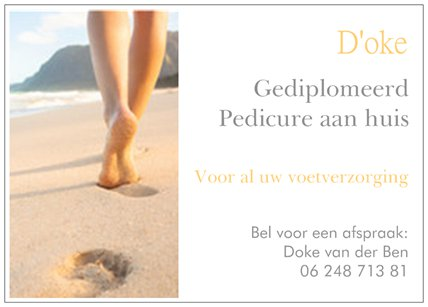 Pedicure Nieuw Vennep